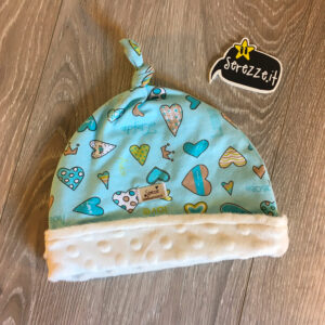 baby cappellino