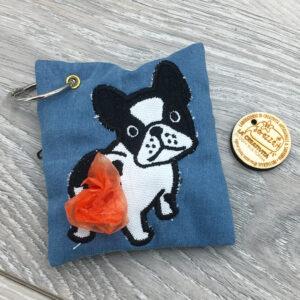Sacchetti cane Bulldog francese