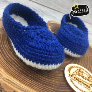 scarpine in lana