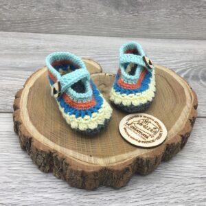 scarpette in lana