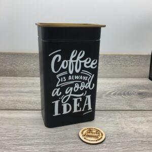 barattolo caffè